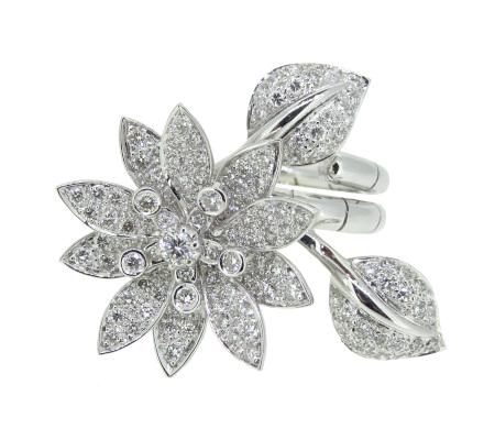 K18ダイヤモンドリング 1.62ct 18.45g画像